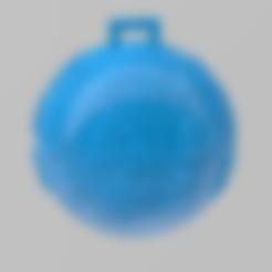 boule de noel 1.stl Download free STL file christmas ball 1 • 3D printable object, Motek3D