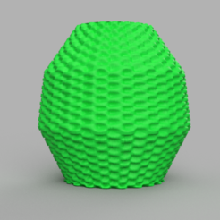 19 rendu 2 .png Download free STL file Vase 19 • 3D printing object, Motek3D