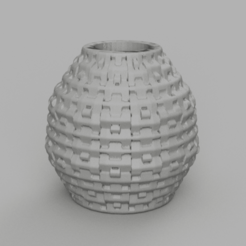 30 rendu 1 .png Download STL file Vase 30 • 3D print template, Motek3D