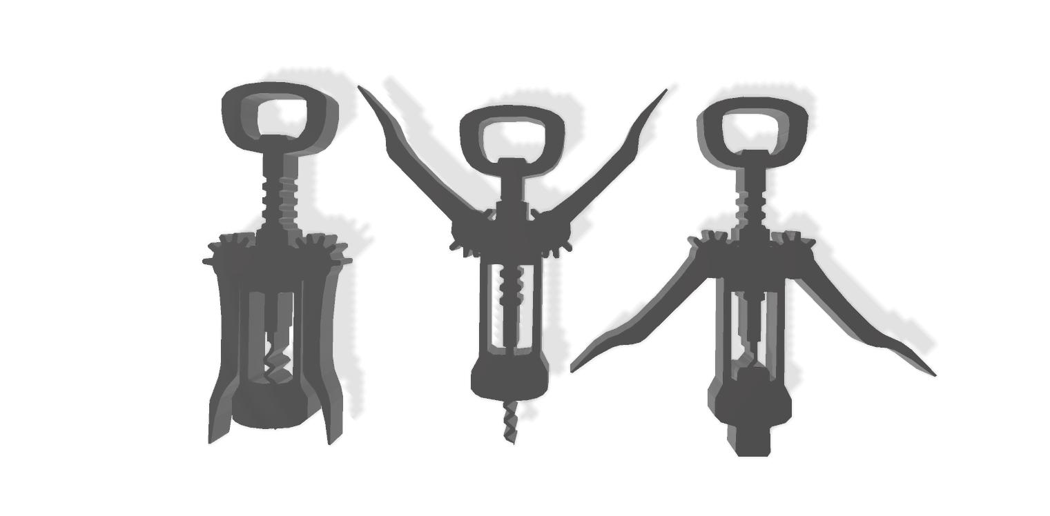 opener image.png Download free STL file Kitchen utensil • Template to 3D print, motek