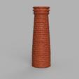 cheminé .png Download free STL file Brick fireplace • 3D printing model, Motek3D