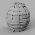 10 rendu 3 .png Télécharger fichier STL X86 Mini vase collection  • Objet imprimable en 3D, motek