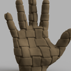 Descargar archivos 3D Vendaje de mano, Motek3D