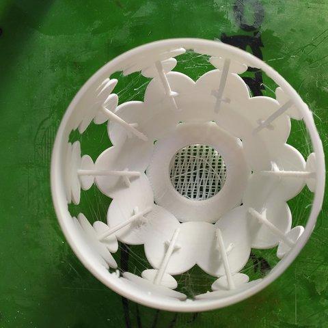 IMG_20190506_085538.jpg Download STL file bubble lamp shade • 3D printing design, motek
