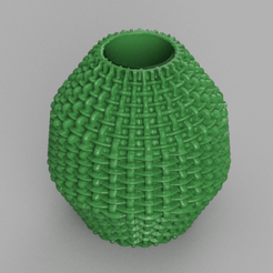 16 rendu 1 .png Download free STL file Vase 16 • Template to 3D print, Motek3D