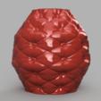34 rendu 1 .png Télécharger fichier STL X86 Mini vase collection  • Objet imprimable en 3D, motek