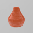 Download 3D printing files Brick cement vase, Motek3D