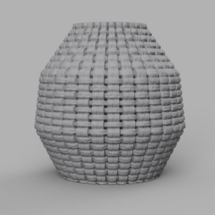 11 rendu 3 .png Télécharger fichier STL X86 Mini vase collection  • Objet imprimable en 3D, motek