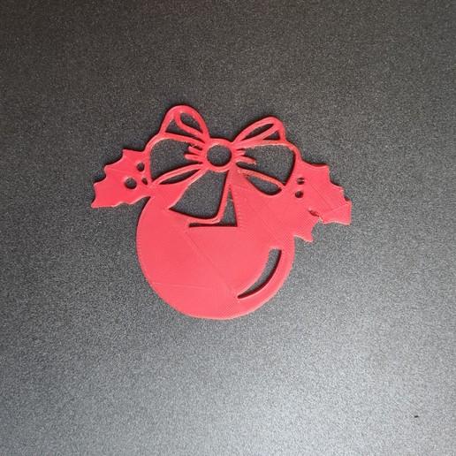 IMG_20191113_142639.jpg Download free STL file Ornament ball • Object to 3D print, Motek3D
