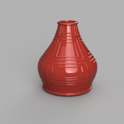 Download free STL file Vintage vase, Motek3D