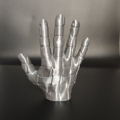 IMG_20200808_094716.jpg Download STL file Hand bandage • 3D printing object, Motek3D