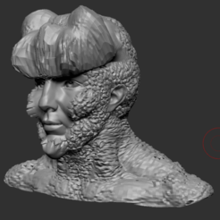 Télécharger fichier imprimante 3D gratuit rock head, Motek3D