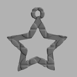 2.png Télécharger fichier STL gratuit Etoile creuse  • Plan pour imprimante 3D, motek