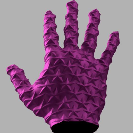 main etoile star 2.png Télécharger fichier STL Main star  • Objet à imprimer en 3D, Motek3D