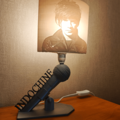 Download 3D printer designs Indochine Lamp, Motek3D