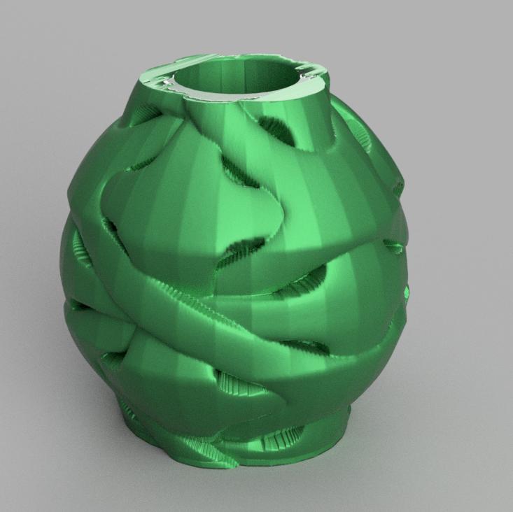 24 rendu 2 .png Télécharger fichier STL X86 Mini vase collection  • Objet imprimable en 3D, motek