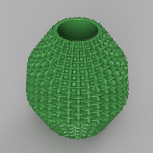 15 rendu 3 .png Télécharger fichier STL X86 Mini vase collection  • Objet imprimable en 3D, motek