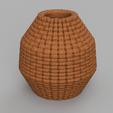 11 rendu 2 .png Télécharger fichier STL X86 Mini vase collection  • Objet imprimable en 3D, motek