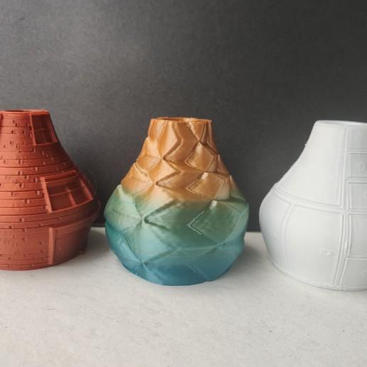 IMG_20200710_131153.jpg Télécharger fichier STL X86 Mini vase collection  • Objet imprimable en 3D, motek
