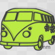 Download free 3D printing designs Van, Motek3D