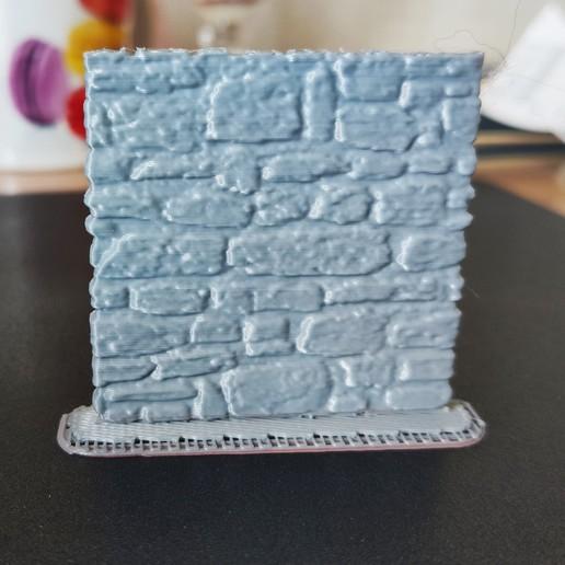 73043839_2564055970339021_8533242694435078144_n.jpg Download free STL file Stone Texture • 3D printer design, Motek3D