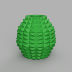22 rendu 1 .png Download STL file Vase 22 • 3D printer template, Motek3D