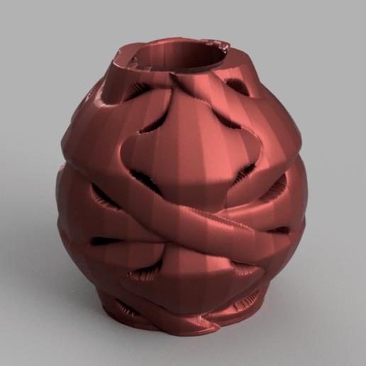 24 rendu 3 .png Télécharger fichier STL X86 Mini vase collection  • Objet imprimable en 3D, motek