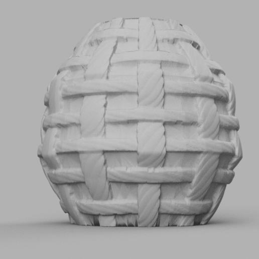9 rendu 3 .png Télécharger fichier STL X86 Mini vase collection  • Objet imprimable en 3D, motek
