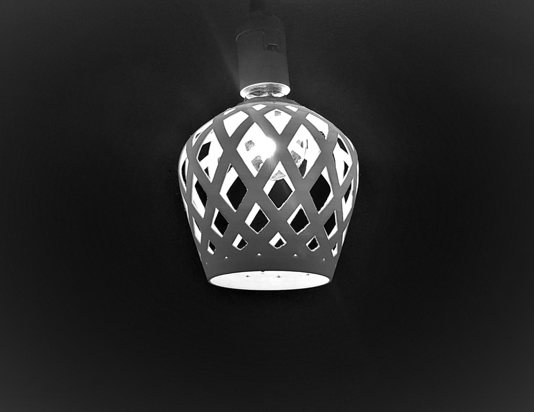 3333.png Download STL file Lamp shade • 3D printable model, motek