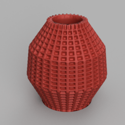18 rendu 1 .png Download STL file Vase 18 • 3D printer object, Motek3D