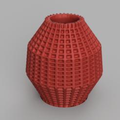 18 rendu 1 .png Télécharger fichier STL Vase 18 • Plan pour impression 3D, Motek3D