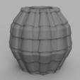 17 rendu 3 .png Télécharger fichier STL X86 Mini vase collection  • Objet imprimable en 3D, motek