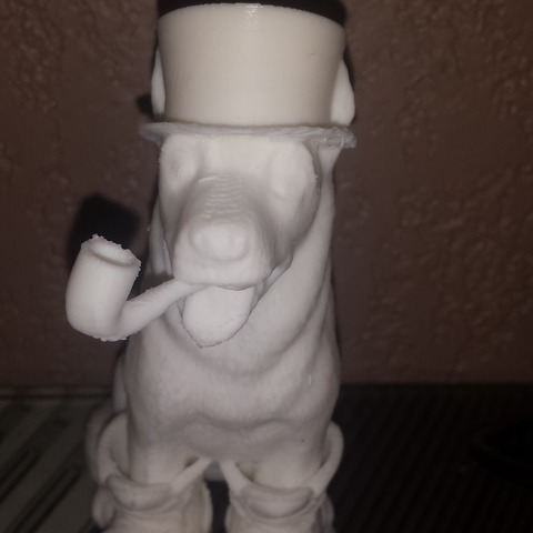 40418522_1687947667983548_3415796737573388288_n.jpg Download free STL file Cool dog • 3D printable model, motek