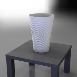 Download 3D printer designs Vibration - VASE series, baboon