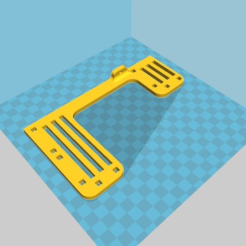tfrichet etagere epices conception 2.jpg Download free STL file Spice wall shelf • 3D printer design, Thibaud_