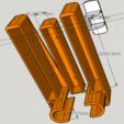 Descargar archivos 3D gratis mesilla de noche, harps