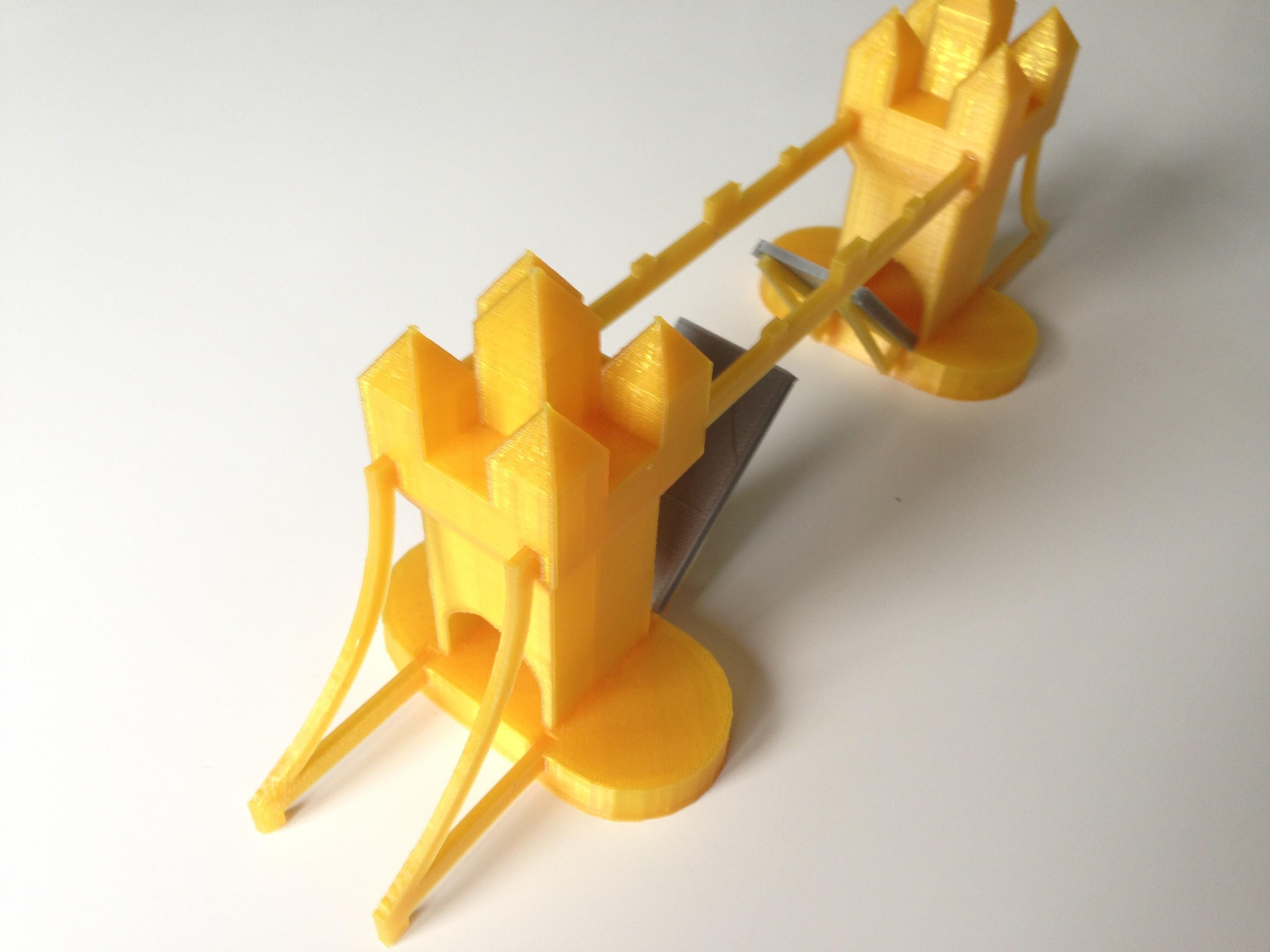 IMG_2668.JPG Download free STL file Tower Bridge Tower Bridge • 3D printing template, harps