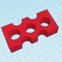 3d printer model Spinner 3 Bearing, Basso