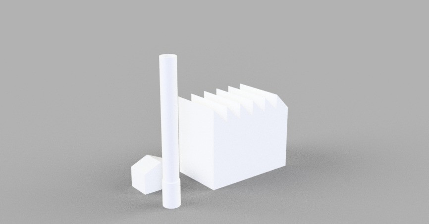 usine roubaix2.jpg Download free STL file Northern plant • 3D printable model, rezaco59