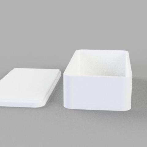 Download STL file Resealable box • Design to 3D print, rezaco59