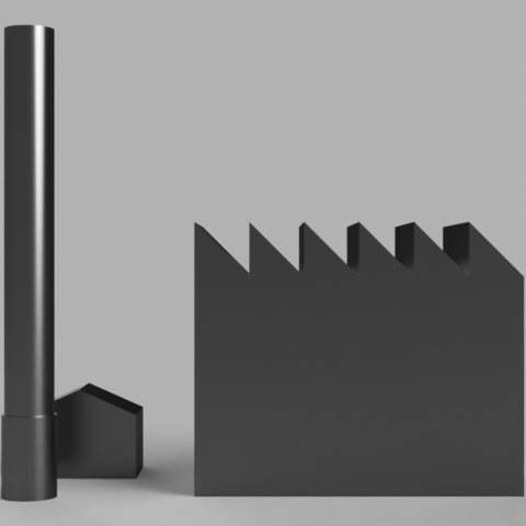 usine roubaix.jpg Download free STL file Northern plant • 3D printable model, rezaco59