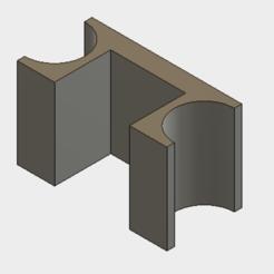 Fichier 3D Support roulement linéaire , rezaco59