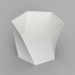 3D printing model Pot 8cm, rezaco59