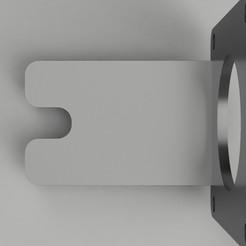 Download STL file Stepper motor support nema 17 • 3D printer design, rezaco59