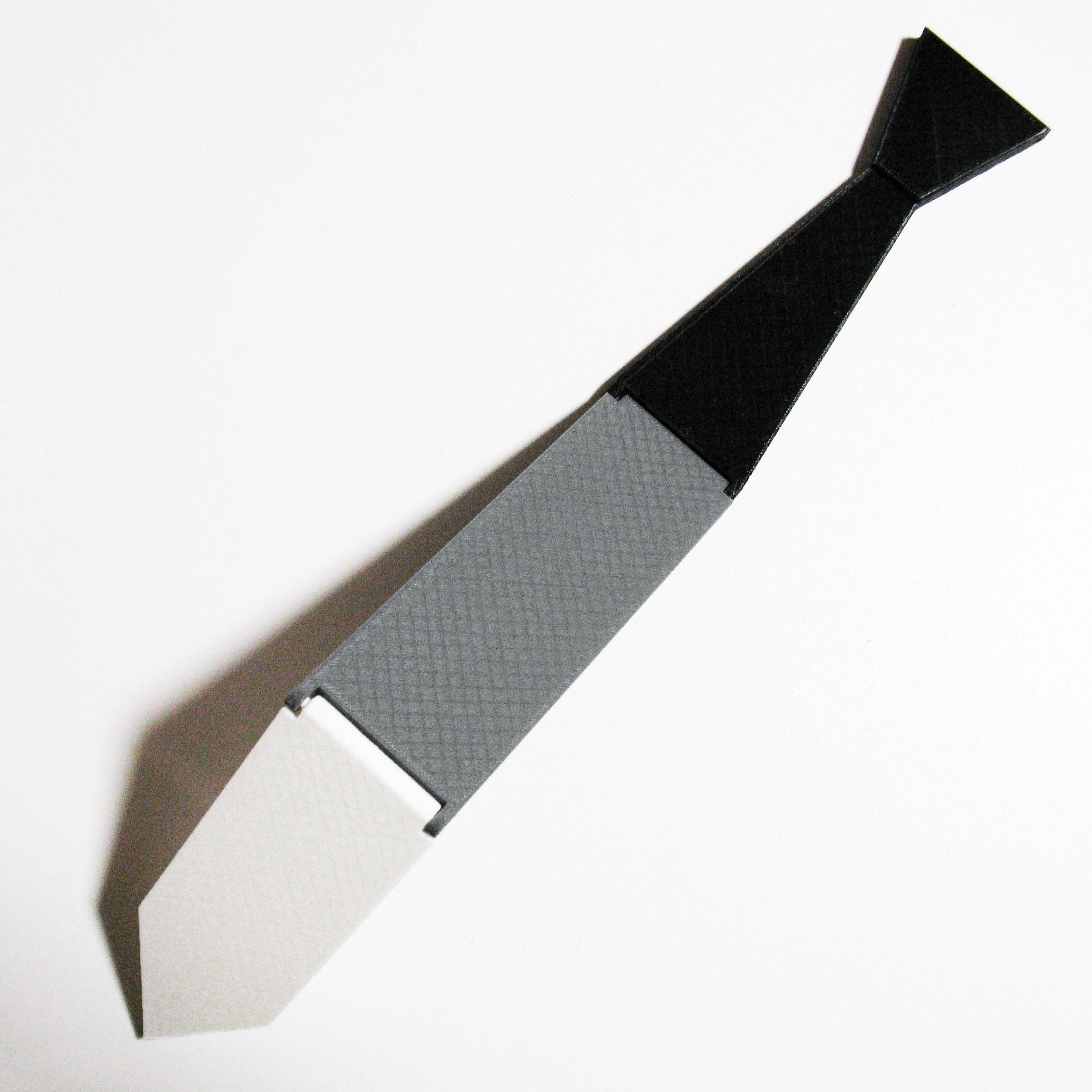 tie_m08w.jpg Download STL file tie • 3D printing model, polkhov