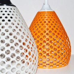 3d printer model DOTY LAMP 2 AND 3, polkhov