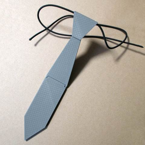 tie_m05aw.jpg Download STL file tie • 3D printing model, polkhov