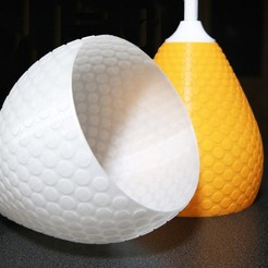 doty_w01a.jpg Download STL file Lamp • Template to 3D print, polkhov