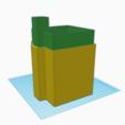 Télécharger fichier STL gratuit Pot à arroser facile, bitflung