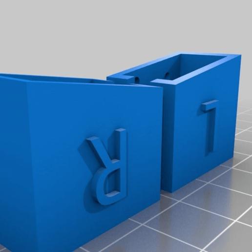 Télécharger plan imprimante 3D gatuit Réparation des écouteurs NoiseHush, bitflung